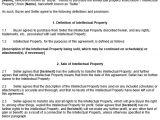 Ip Contract Template Intellectual Property Agreement form Ichwobbledich Com