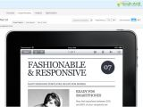 Ipad Email Template Responsive Email Templates From Milan Italy
