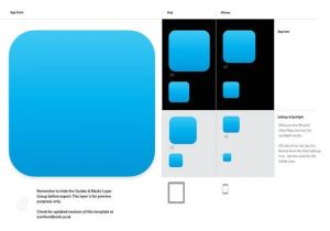 iPhone App Logo Template 16 Ios App Design Templates Images iPhone App Design