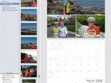 Iphoto Calendar Templates Creating 2008 Calendar Using Iphoto Franz Kelsch On Tech