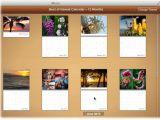 Iphoto Calendar Templates How to Make Beautiful Calendars with Iphoto Macworld