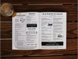 Irish Menu Templates 14 Pub Menu Template Free Psd Ai Eps format Download