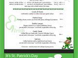 Irish Menu Templates Search Results for Template Of Week Calendar 2015