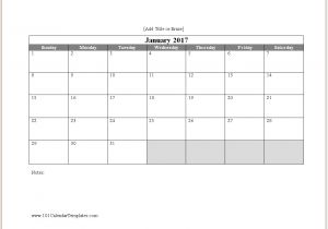 Is there A Calendar Template In Word 2017 Calendar Word Free Excel Templates
