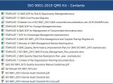 Iso 9001 Templates Free Download iso 9001 2015 Qms Kit