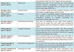 Issp Template issp Consultants Cohorts Program 2013 Brochure