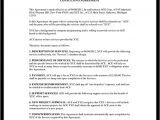 It Consultant Contract Template Consulting Agreement Consulting Contract Template with