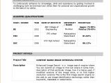 It Fresher Resume format In Word Free Download Resume format for Freshers In Word Mbm Legal