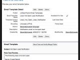 It Notification Email Template Alert Salesforce event Notification Designs for force Com