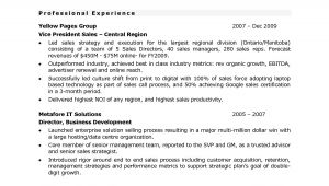 It Resume Sample Canada Canada Resumes Free Excel Templates