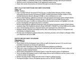 It Security Engineer Resume software Security Engineer Resume Samples Velvet Jobs