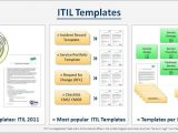 Itil V3 Templates Free Itil Templates and Checklists Updated Pin Https