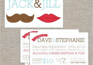 Jack and Jill Tickets Free Templates Jack Jill Tickets Mr and Mrs 250 Double by Yellowbrickstudio
