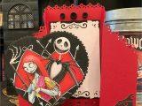 Jack and Sally Valentine Card Valentine S Card Horror Inspired Jack&sally
