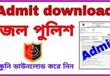 Jail Warder Police Admit Card Wb Jail Police Admit Download 2019 Warder Female Wader Admit Download 2019 Jail Police Admit