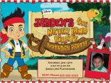 Jake and the Neverland Pirates Birthday Invitation Template Free Printable Jake and the Neverland Pirates Invitations