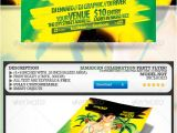 Jamaican Flyer Templates Jamaica Day Party Flyer Graphicriver