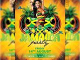 Jamaican Flyer Templates Jamaica Party Club A5 Flyer Template Exclsiveflyer