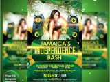 Jamaican Flyer Templates Jamaica S Independence Day Flyer Template On Behance