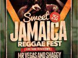 Jamaican Flyer Templates Reggae Poster Template Vol 6 by Indieground On Deviantart
