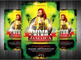 Jamaican Flyer Templates Viva Jamaica Flyer Template by Grandelelo On Deviantart