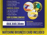 Janitorial Flyer Templates Cleaning Service Cleaning Business Flyer Cleaning