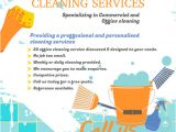 Janitorial Flyer Templates Copy Of Cleaning Service Flyer Template Postermywall