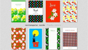 Japanese Thank You Card Template Japanese Graphic Set 102 Templates Traditional Japanese