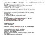 Java Fresher Resume formats 40 Fresher Resume Examples