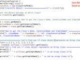 Java String Template Java Reflection Tutorial Create Java Pojo Use Reflection