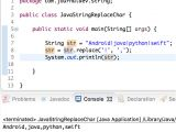 Java String Template Java String Replace Journaldev