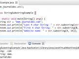 Java String Template Java String Substring Journaldev