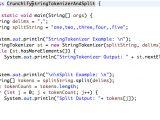 Java String Template Java Stringtokenizer and String Split Example Split by