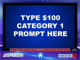 Jeopardy Template with sound Effects Jeopardy Powerpoint Game Template Youth Downloadsyouth