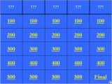 Jeopardy Template with sound Effects Jeopardy Template 13 Free Word Excel Ppt Pdf format