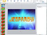 Jeopardy Template with sound Effects Making A Jeopardy Game Board In Powerpoint to Supplement