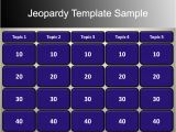 Jepordy Template Search Results for Blank Jeopardy Powerpoint Game