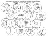 Jesse Tree ornament Templates Advent Coloring Pages