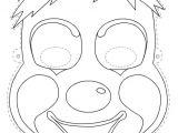 Jester Mask Template Clown Mask Printable Printables Pinterest Clown Mask