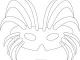 Jester Mask Template Mardi Gras Coloring Pages and Masks Hubpages