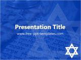 Jewish Powerpoint Templates Jewish Ppt Template
