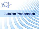 Jewish Powerpoint Templates Judaism Presentation Slide Templates for Powerpoint