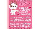 Jim and Wilson Valentine Card A Grandma Like You Pop Up Valentine S Day Card