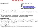 Jist Card Template top 5 Tips for Successful Job Search