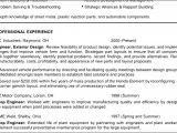 Job Description Of Emt Basic for Resume 11 Job Description Statement Template Sampletemplatess