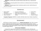 Job Interview Resume Zone Resume for Receptionist Tips Examples Resumewritinglab