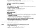 Job Related Resume format Consultant Engineer Resume Samples Velvet Jobs