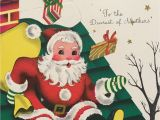 Jobs In the Greeting Card Industry Reserved Listing for Pebbles Vintage Christmas Card