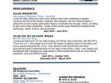 Jobs180 Sample Resume Daniel 39 S Resume 2016 Long Version