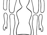 Jointed Paper Doll Template Ekduncan My Fanciful Muse Articulated Paper Dolls